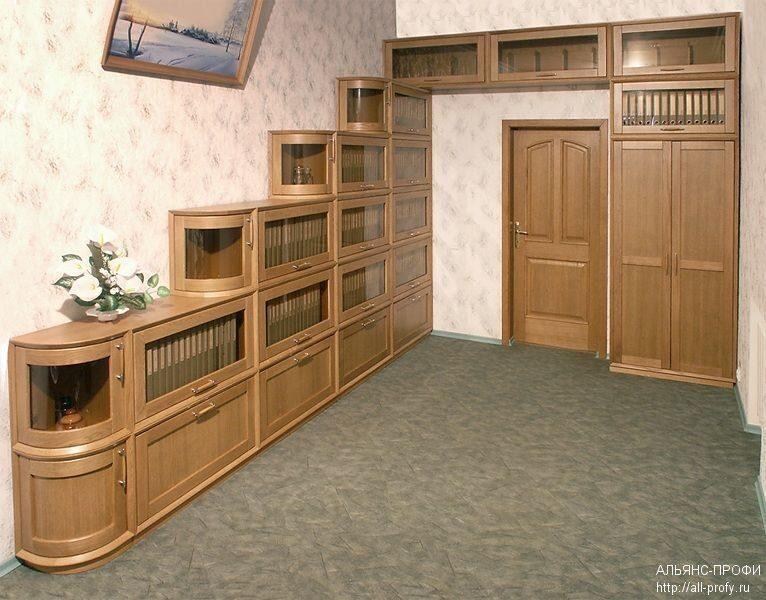 Мебель Гостиная Библиотека