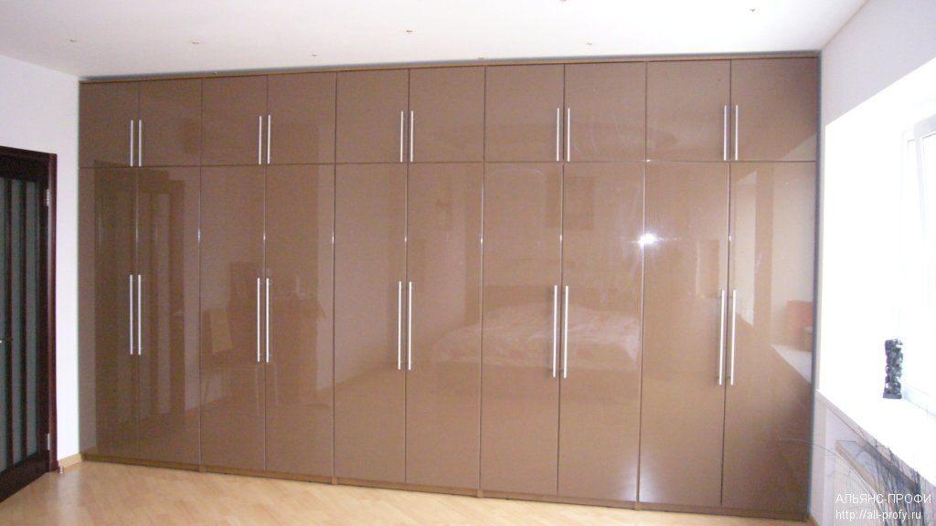 красивые распашные шкафы фото