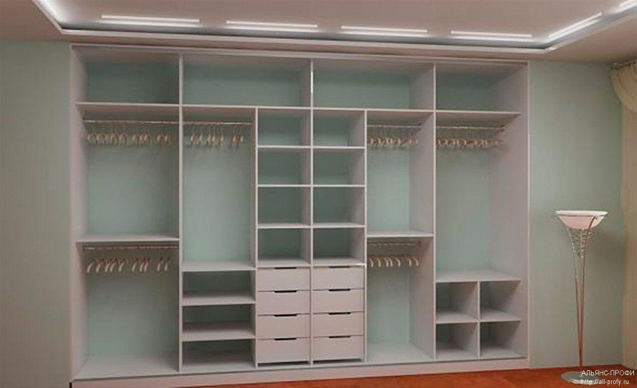 Мебель-ск - мебель на заказ в брянске - гардеробные - катего.