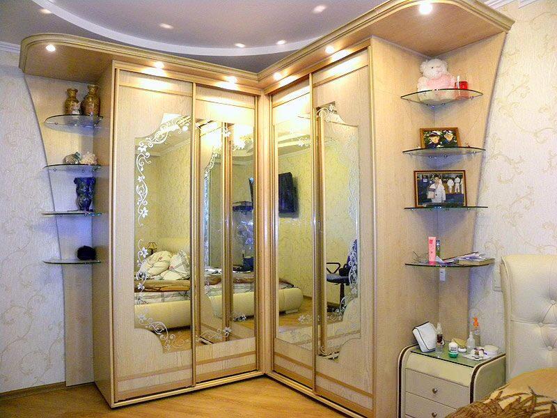 Личный самые красивые шкафы в спальню отпустить