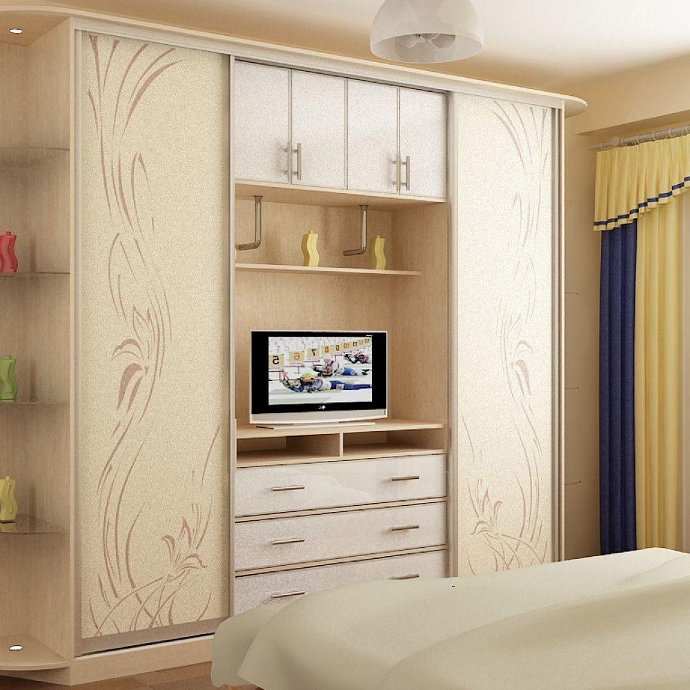 Как выбрать шкаф-купе для спальни?.