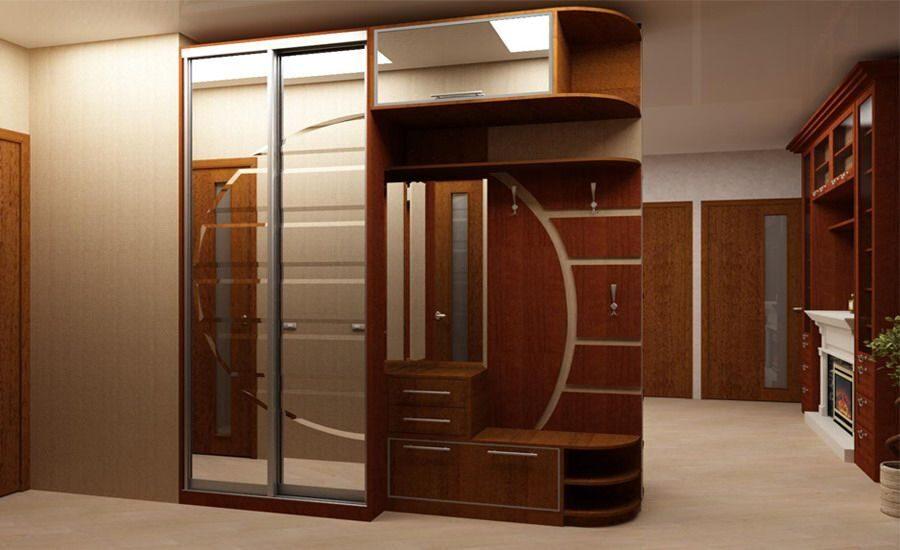 Шкаф купе в прихожую 44 шкаф купе в прихожую на заказ от про.