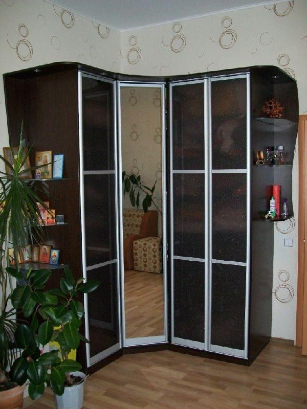9 угловой шкаф купе в гостиную угловые шкафы купе на заказ в